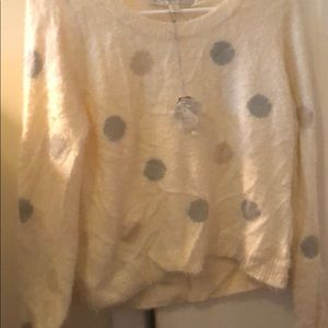 Tags attached Lauren Conrad sweater size XS
